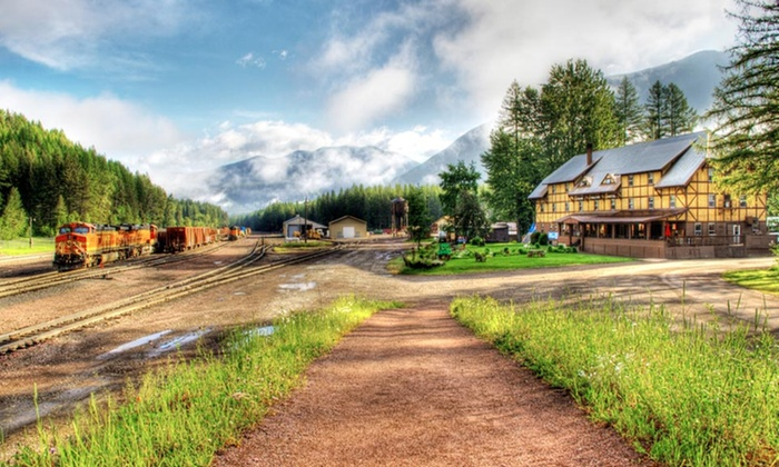 Izaak Walton Inn - Glacier National Park, MT: 2- or 3-Night Stay at the Izaak Walton Inn in Essex, MT