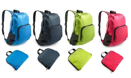 Foldable Lightweight Waterproof Travel Backpack