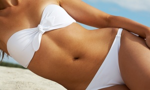 Brazilian Bronze: One or Three Organic Airbrush Spray Tans or 30 Days of Unlimited Spray Tans at Brazilian Bronze (Up to 78% Off)