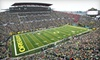 Oregon Ducks - Harlow: $110 for an Oregon Ducks Football Game and Sodas for Two at Autzen Stadium on Saturday, September 1 (Up to $154 Value)