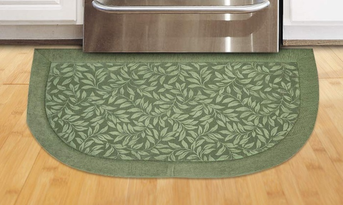 mohawk memory-foam kitchen mats | groupon goods