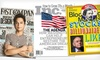 Up to 58% Off a Magazine Subscription