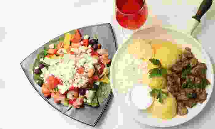 Moldova Restaurant - Midwood: Moldavian Cuisine for Two or Four at Moldova Restaurant (Up to 50% Off)