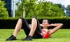 Ideal Being - Flushing Meadows Corona Park: One Month of Fitness Boot Camp for One or Two at Ideal Being (Up to 79% Off)