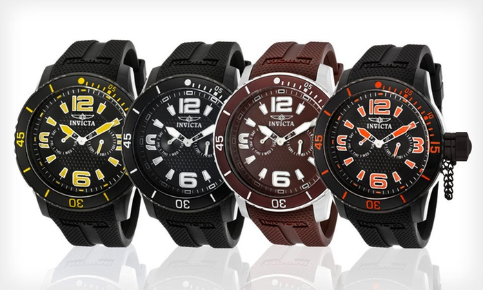 Invicta Men's Corduba Watches: $99 for an Invicta Corduba Men's Watch ($895 List Price). Seven Options Available. Free Shipping.