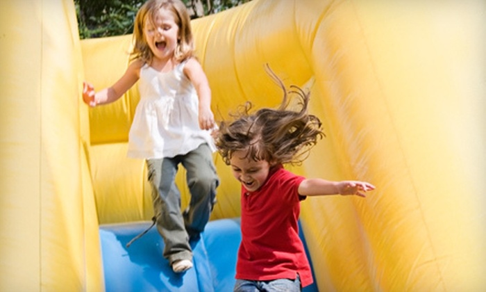 CooCoos - Plano: Two-Hour Indoor Play Session for Two or Four Children at CooCoos (Up to 53% Off)