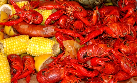 Seafood for Tables of Two or More or Four or More at Chason's Crab Stadium (Up to 52% Off)