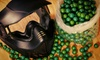 Jaegers Paintball Complex - Kansas City: Paintball with Equipment for One, Two, or Four at Jaegers Paintball Complex (Up to 67% Off)