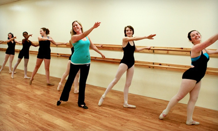 Kick It Up - ABC: $25 Worth of Dance and Fitness Classes