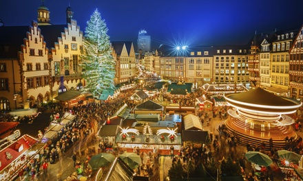 ✈ Christmas Markets in Germany: 2 or 3 Nights with Return Flights at a Choice of Cities and Hotels*