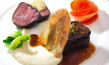 10-Course Prix Fixe Menu Extraordinaire for Two or Four at Xaviars at Piermont (Up to 39% Off)
