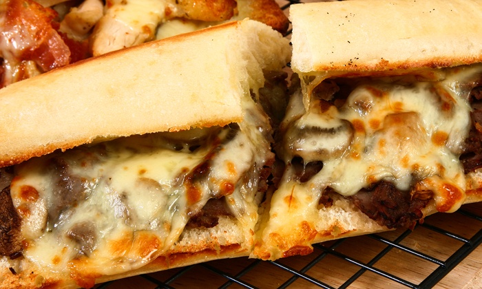 Steakies Cheesesteaks - Tempe: $6 for Two Groupons, Each Good for $12 Worth of Food at Steakies Cheesesteaks ($12 Total Value)