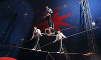 Santus Circus, 12 - 16 October in Collier Row (Up to 50% Off)