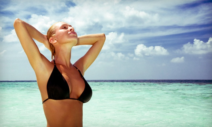 My Resort Tanning & Spa - Multiple Locations: $20 Toward Tanning and Spa Treatments