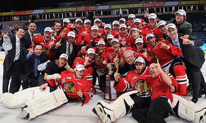 Portland Winterhawks - Moda Center: $35 for a Portland Winterhawks Hockey Game for Two on October 2, 16, or 18 at Moda Center ($64.50 Value)