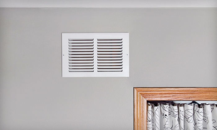 Fresh Breeze Air Duct Cleaning - Arden - Arcade: Air Duct Cleaning, Inspection, and Optional Dryer Vent Cleaning from Fresh Breeze Air Duct Cleaning (Up to 74% Off)