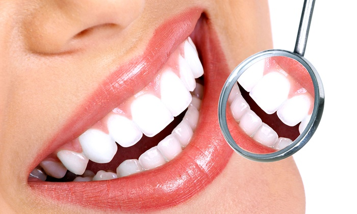 Family Dentist - North Ave Family Dentist: Consultation, Exam, Cleaning, and X-Rays or Zoom! Teeth Whitening with Take-Home Trays at Family Dentist (Up to 86% Off)