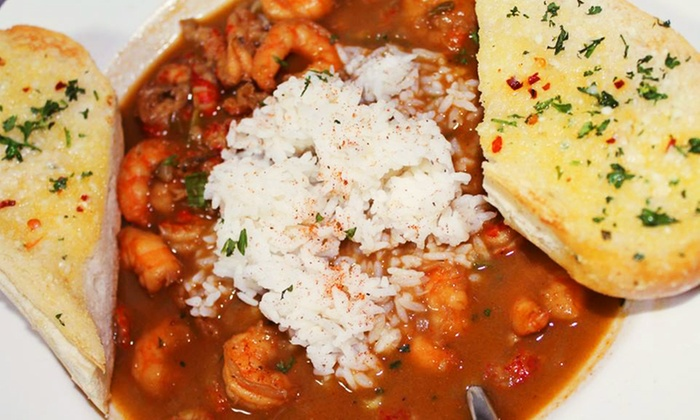 The Cajun Experience - Winchester: Cajun Food for Dinner, Lunch, or Takeout at The Cajun Experience (Up to 50% Off)