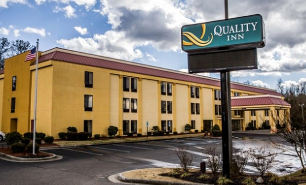 Quality Inn Fayetteville Near Fort Bragg Nc Stay At