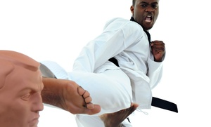 Jernigan's School of Martial Arts and Self-Defense: One or Two Months of Self-Defense Classes at Jernigan's School of Martial Arts and Self-Defense (Up to 77% Off)
