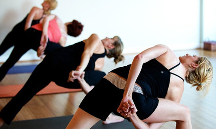 Inner Power Yoga - Potomac Lakes: 5, 10, or 20 Power Vinyasa Yoga Classes at Inner Power Yoga (Up to 71% Off)
