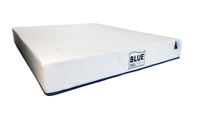 matelas blue m mo luxe sampur m moire de forme groupon shopping. Black Bedroom Furniture Sets. Home Design Ideas