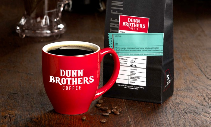 Dunn Brothers Coffee: Craft-Roasted Coffee at Dunn Brothers Coffee (40% Off)