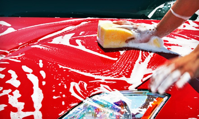 Full Service Car Wash - Multiple Locations: $27 for Three Supreme Car Washes at Full Service Car Wash (Up to $54 Value)