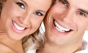 Liquid Salon & Spa: One, Two or Three 60-Minute Laser Teeth-Whitening Treatment at Liquid Salon & Spa (Up to 74% Off)