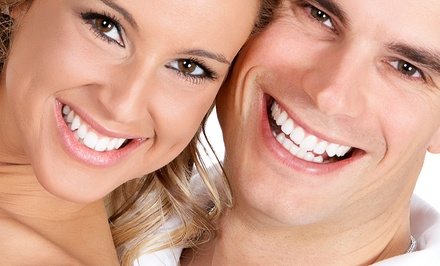 One, Two or Three 60-Minute Laser Teeth-Whitening Treatment at Liquid Salon & Spa (Up to 74% Off)