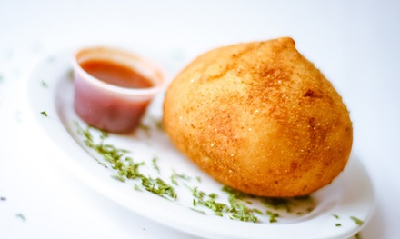 $13 for Brazilian Meal for Two at Little Brazil ($24 Value)