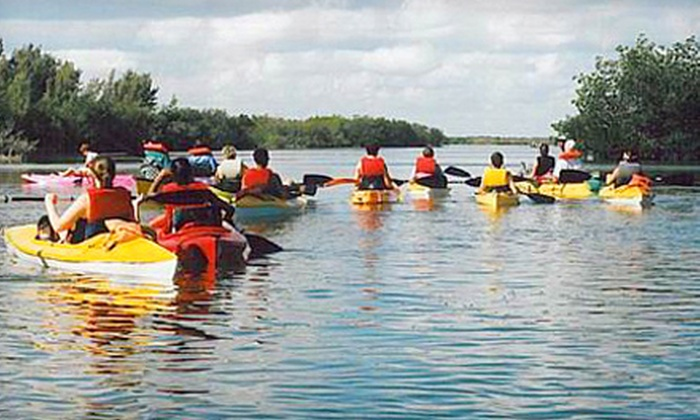 Adventure Kayak of Cocoa Beach - Multiple Locations: $15 for a Guided Kayak Eco-Tour from Adventure Kayak of Cocoa Beach (Up to $30 Value)
