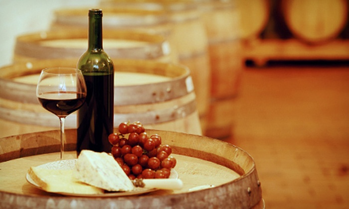 Gregory Vineyards - McGee's Crossroad: Vintner-Led Winery Tour and Food-Pairing Class for One, Two, or Four at Gregory Vineyards (Up to 70% Off)