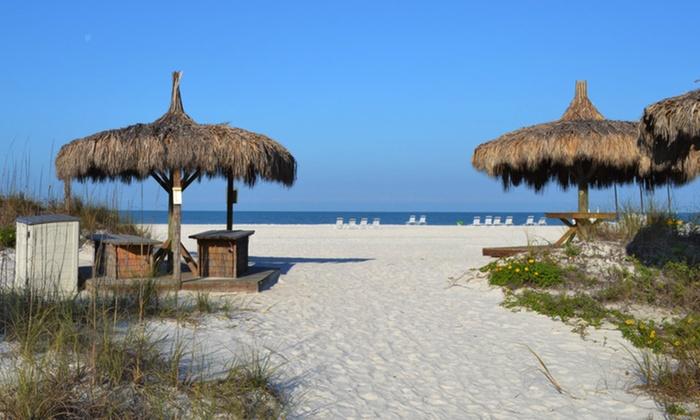 Silver Surf Gulf Beach Resort - Bradenton Beach, Florida: Stay at Silver Surf Gulf Beach Resort in Bradenton Beach, FL; Dates into February