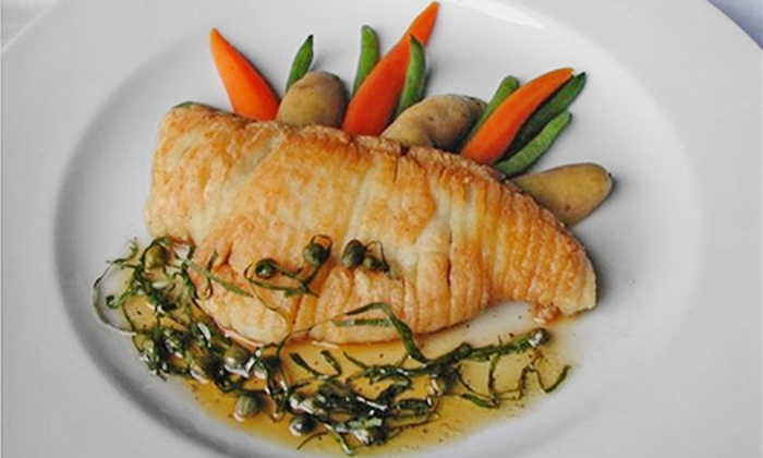 Bistro Montage - Des Moines: Four-Course Prix Fixe French Dinner for Two or Four at Bistro Montage (45% Off)