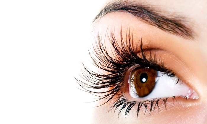 Edge Instyle - Downtown Portland: Eyelash Extensions with Optional Refill, Eyebrow Tinting, or Eyelash Tinting at Edge Instyle (Up to 72% Off)