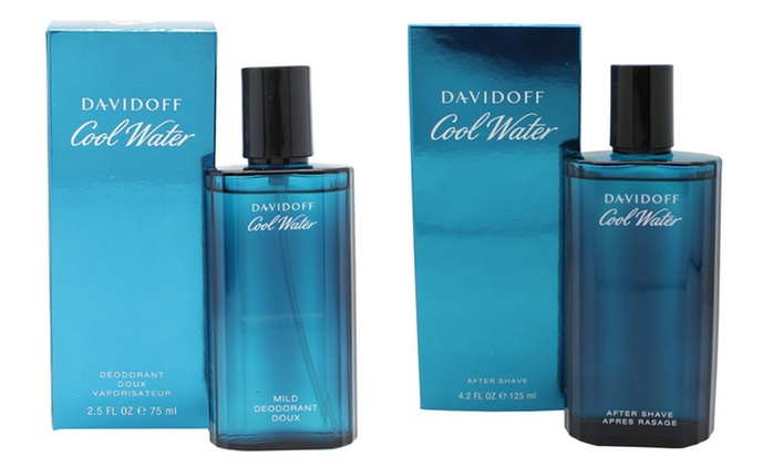 Davidoff Cool Water 75ML Deodorant Spray (€14.99) or 125ML Aftershave (€24.99) (Up to 50% Off)