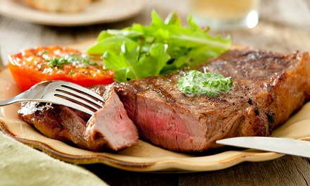 $60 for $100 Worth of Steak, Seafood, and Global Cuisine at Duncan Creek Wine Bar & Grille
