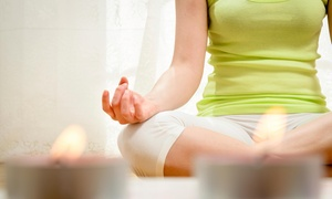 Raychelle Leblanc: 60-Minute Meditation Session from Raychelle LeBlanc (55% Off)