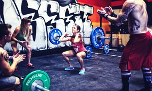 House of Crossfit: Classes at House of Crossfit (Up to 73% Off)