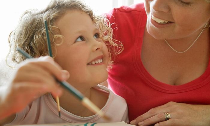 Alla Prima - Royal Oak: $79 for a One-Week Preschool Art Camp at Alla Prima ($180 Value)