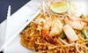 Thai Landing on Alki - Seattle: $11 for $20 Worth of Thai Food for Two at Thailanding On Alki