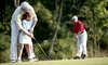 The Greg Jones Golf Academy - Sharon: Four-Week Adult or Junior Golf Program at Greg Jones Golf Academy (Up to 45% Off)