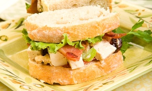 Local Delights Cafe: Local, Seasonal Cafe Food at Local Delights Cafe (30% Off). Two Options Available.