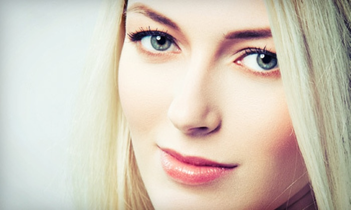 Midwest Beautiful Image - Midwest Beautiful Image: One or Five Nonsurgical Microcurrent Face-Lifts at Midwest Beautiful Image (Up to 57% Off)