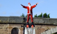 Christmas Gift Voucher for Flyboard Experience for One or Two with Flyboard Fun, Choice of Location (Up to 33% Off)