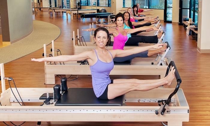 BASI Pilates Studio - Costa Mesa: 3, 5, or 10 Pilates Reformer Classes at BASI Pilates Studio (Up to 52% Off)
