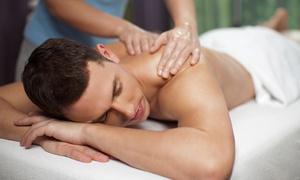 GEOSPA: One or Two 60- or 90-Minute Deep-Tissue Massages at GEOSPA (Up to 52% Off)