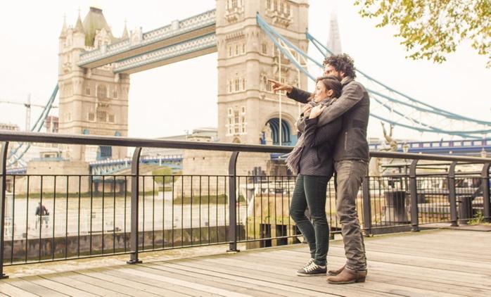 Busreise nach London für 1 Person inkl. Stadtrundfahrt, optional mit Übernachtung im Hotel inkl. Frühstück