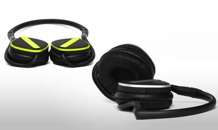 Jarv Joggerz Pro Sport Bluetooth Headphones with Built-in Mic